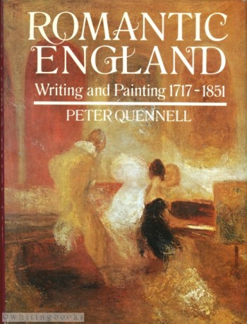 Image for Romantic England: Writing and Painting 1717-1851