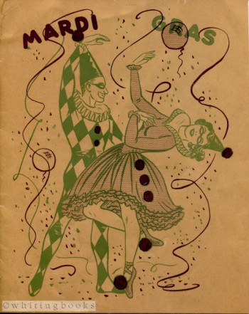 Image for Mardi Gras Galveston, Texas 1949 Program