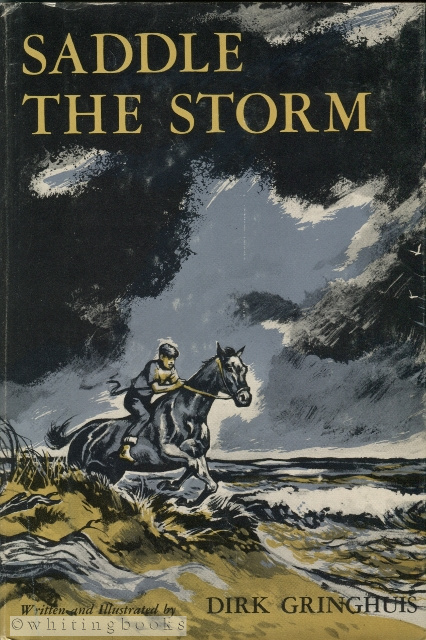 Image for Saddle the Storm
