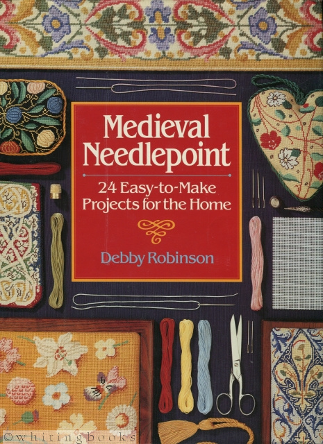 Image for Medieval Needlepoint: Twenty-Four Easy-To-Make Projects for the Home