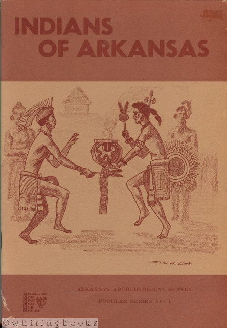 Image for Indians of Arkansas (McGimsey) and What is Archeology? (Davis)