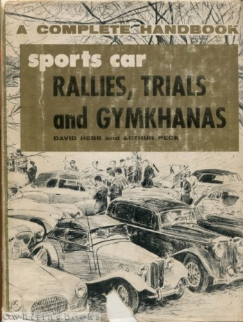 Image for Sports Car Rallies, Trials and Gymkhanas: A Complete Handbook