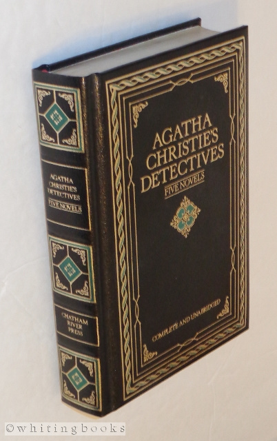 Image for Agatha Christie's Detectives: Five Complete Novels - The Murder at the Vicarage, Dead Man's Folly, Sad Cypress, Towards Zero, and N or M?