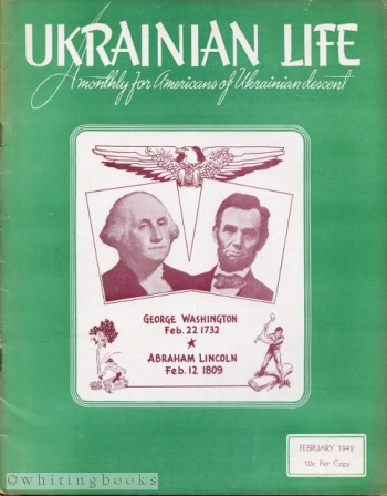 Image for Ukrainian Life: A Monthly for Americans of Ukrainian Descent - Volume III, Number 2, February 1942