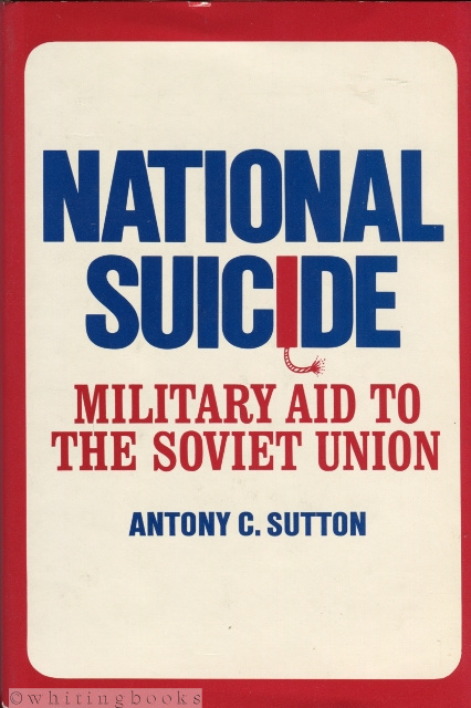 Image for National Suicide: Military Aid to the Soviet Union