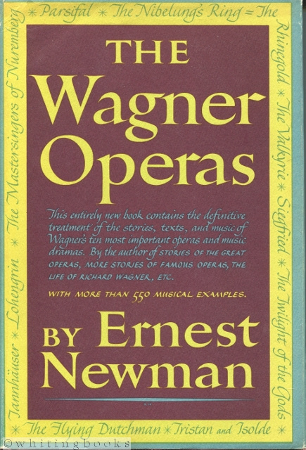 Image for The Wagner Operas