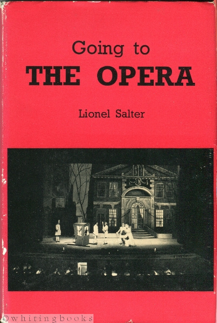 Image for Going to the Opera