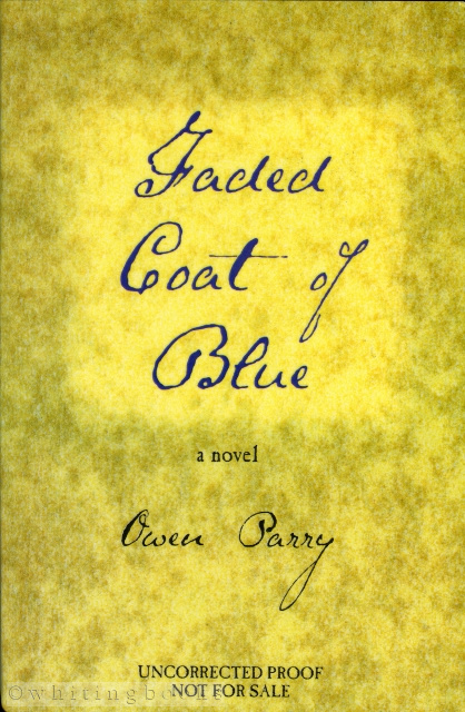 Image for Faded Coat of Blue