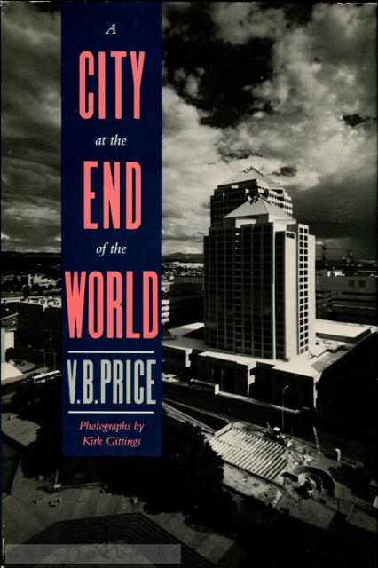 Image for A City at the End of the World
