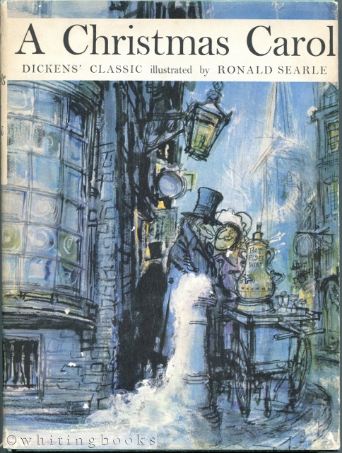 Image for A Christmas Carol, Illustrated by Ronald Searle)