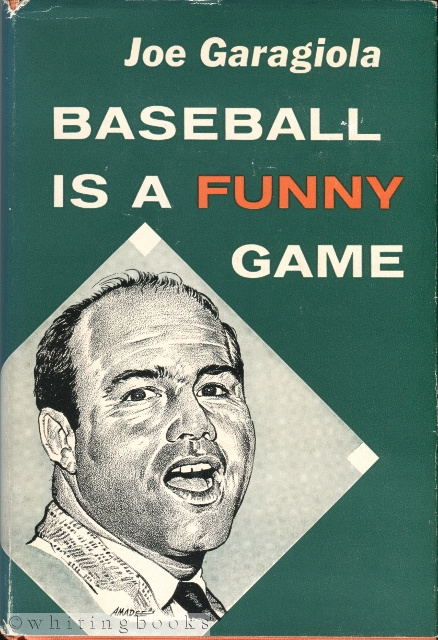 Image for Baseball is a Funny Game