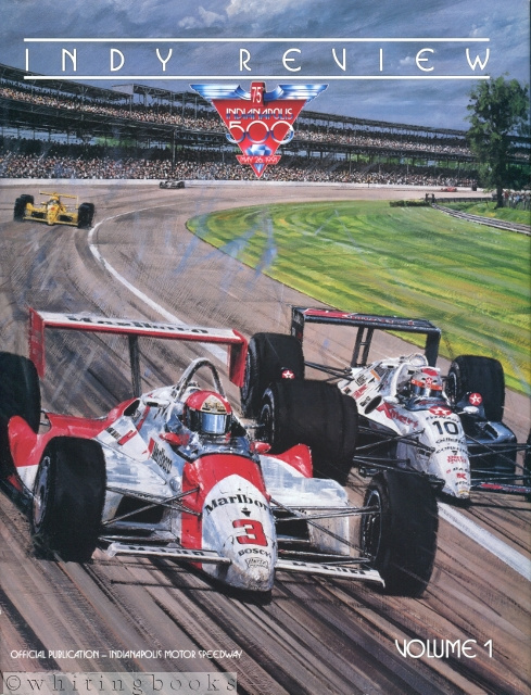 Image for Indy Review, Volume 1: 75th Indianapolis 500, May 26, 1991