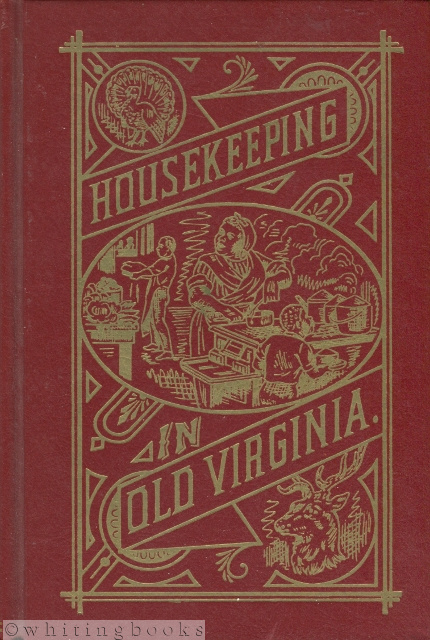 Image for Housekeeping in Old Virginia - 1879 Facsimile