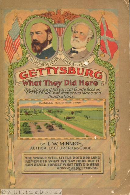 "Image for Gettysburg: What They Did Here - The Standard Historical Guide Book on ""Gettysburg"" with Numerous Maps and Illustrations"