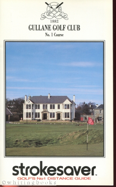 Image for Strokesaver: Distance Guide for Gullane Golf Club, No. 1 Course, Scotland