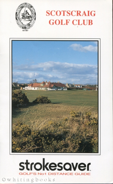 Image for Strokesaver: Distance Guide for the Scotscraig Golf Club, Scotland