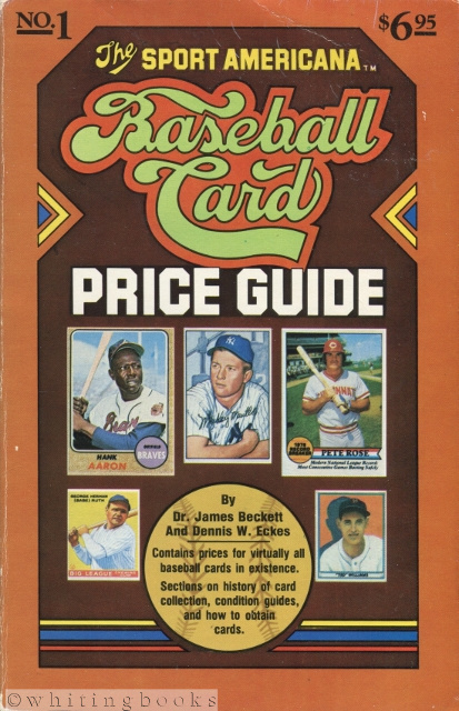 Image for The Sport Americana Baseball Card Price Guide. No. 1