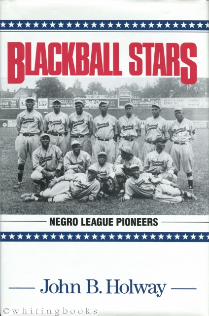 Image for Blackball Stars: Negro League Pioneers
