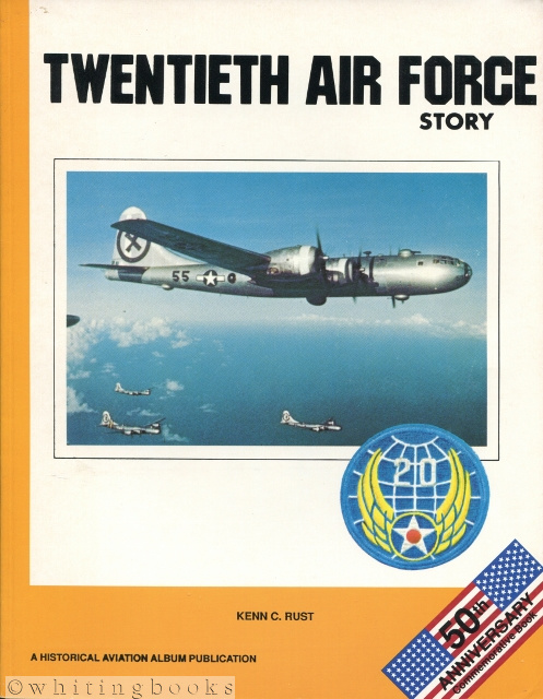 Image for Twentieth Air Force Story ... in World War II
