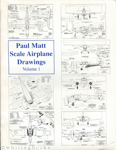 Image for Scale Airplane Drawings, Volume 1 & 2