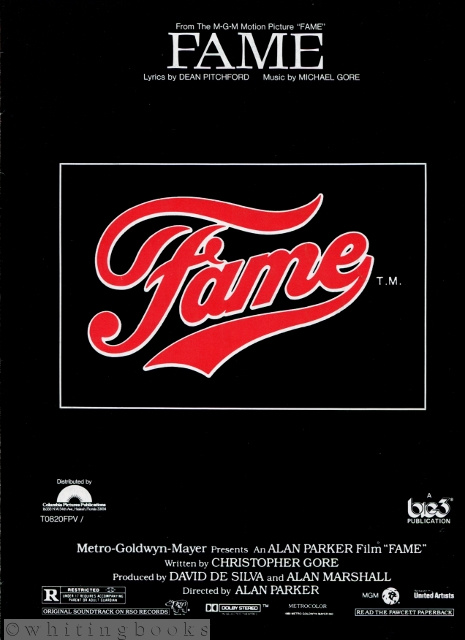 "Image for Fame - From the M-G-M Motion Picture ""Fame"""