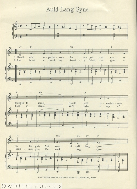 Image for Auld Lang Syne, Popular Edition Sheet Music