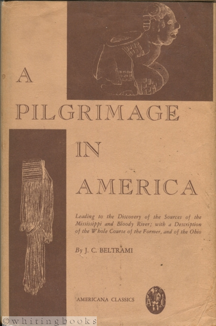 Image for A Pilgrimage in America