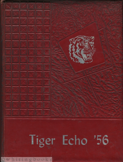 Image for The Tiger Echo, 1956 (Volume 15): Katy, Texas School Yearbook for Elementary, Junior High and High School