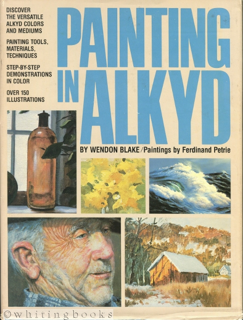 Image for Painting in Alkyd
