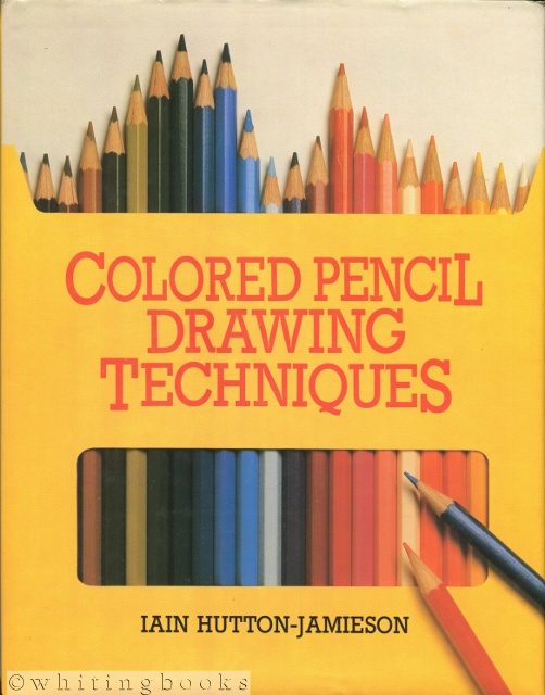 Image for Colored Pencil Drawing Techniques
