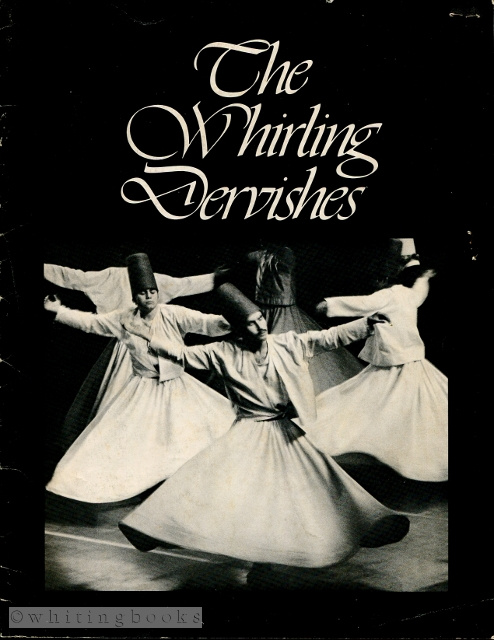 Image for Whirling Dervishes Performance Program from 1978, Rothko Park in Houston, Texas