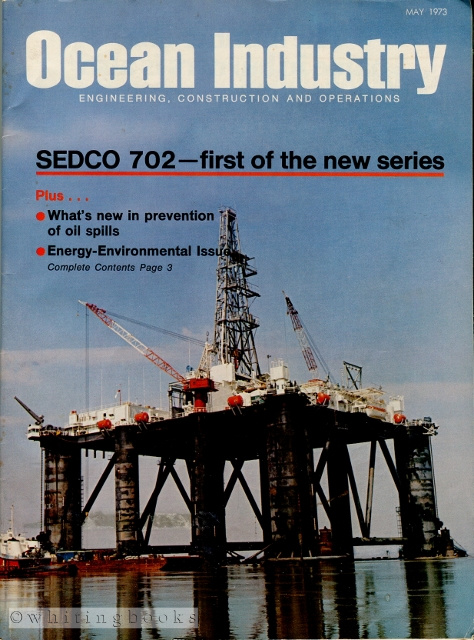 Image for Ocean Industry: Engineering, Construction, and Operations  - May 1973 - Vol. 8, No. 5