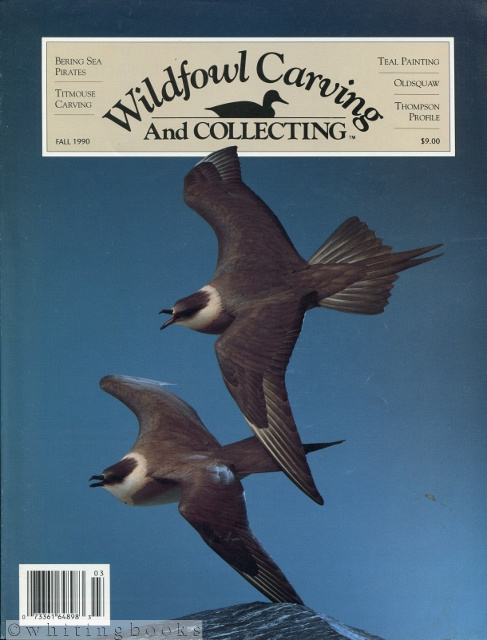 Image for Wildfowl Carving and Collecting - Fall 1990