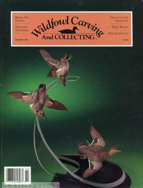 Image for Wildfowl Carving and Collecting - Winter 1991