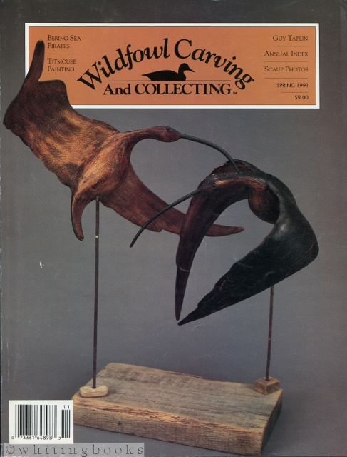 Image for Wildfowl Carving and Collecting - Spring 1991