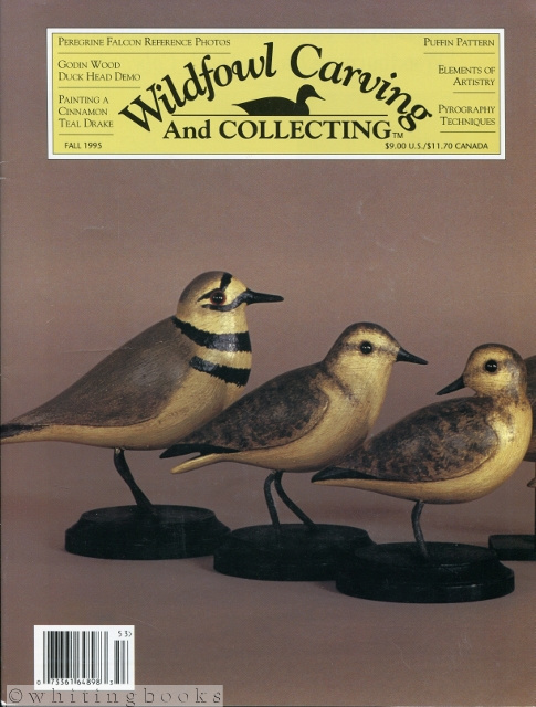 Image for Wildfowl Carving and Collecting - Fall 1995