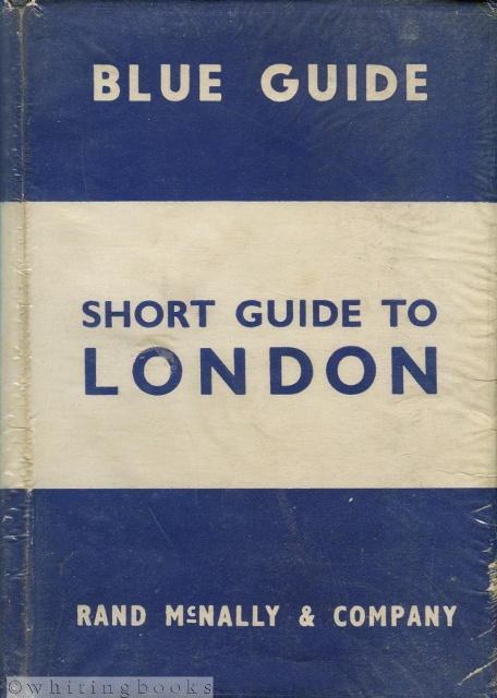 Image for The Blue Guides: Short Guide to London