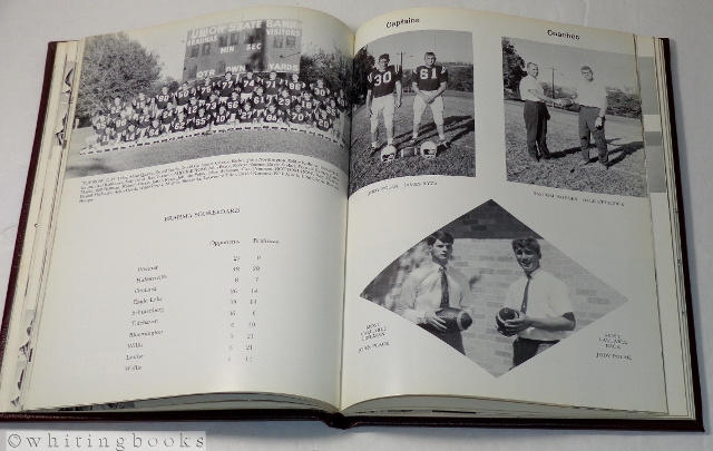 Image for The Brahma 1967 - East Bernard [Texas] High School Yearbook