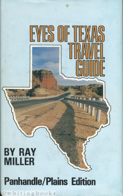 Image for Eyes of Texas Travel Guide: Panhandle/Plains Edition