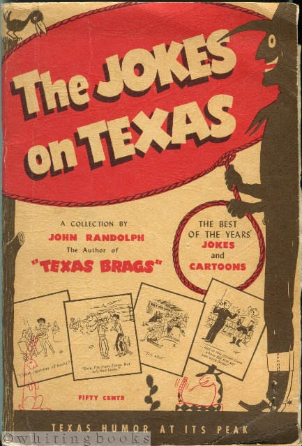 Image for The Jokes on Texas