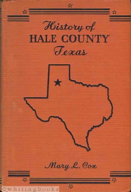 Image for History of Hale County, Texas