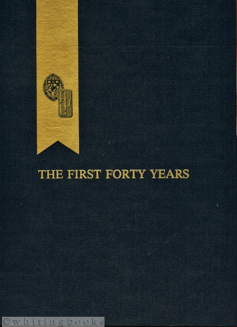 Image for The First Forty Years: A Pictorial Account of the Johns Hopkins University Applied Physics Laboratory Since its Founding in 1942