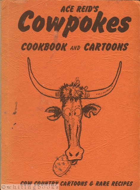 Image for Cowpokes Cookbook and Cartoons: Cow Country Cartoons and Rare Recipes
