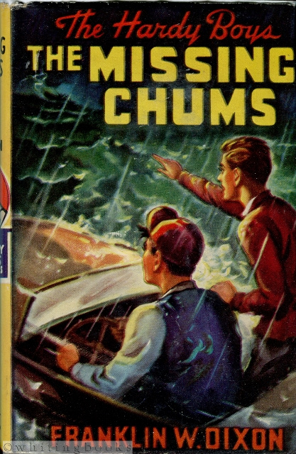 Image for The Hardy Boys [No. 4]: The Missing Chums