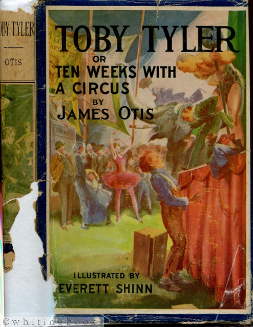 Image for Toby Tyler or Ten Weeks with the Circus