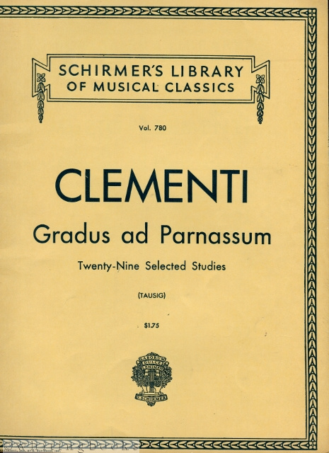 Image for Clementi: Gradus ad Parnassum - Twenty-Nine Selected Studies