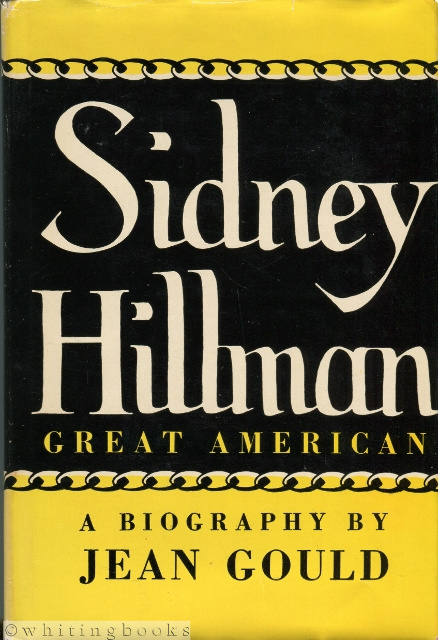 Image for Sidney Hillman: Great American