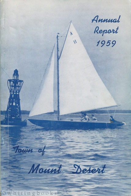 Image for Annual Report of Town of Mt. Desert [Maine] for 1959