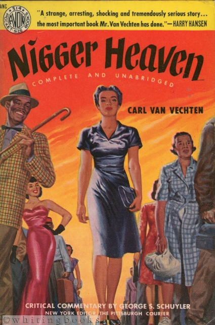 Image for Nigger Heaven - Avon 314 Paperback Edition Complete and Unabridged