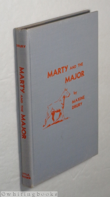 Image for Marty and the Major